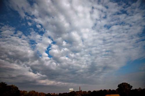 Wolkenaufzug 23.09.2020