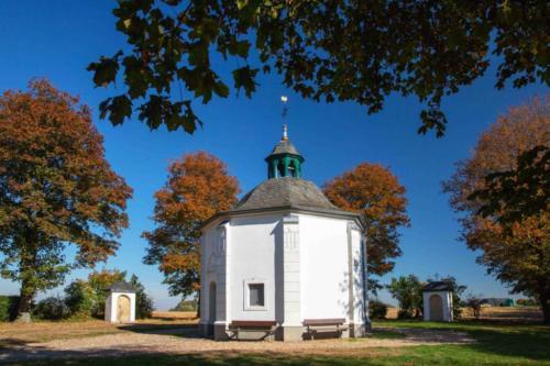 Kreuzkapelle Hinsbeck, Nettetal 10.10.2018