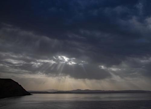 Regen und Sonne in Kreta 18.10.2020