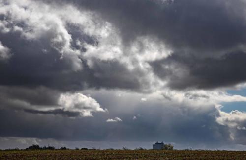 Regenschein und Sonnenfall 25.09.2020