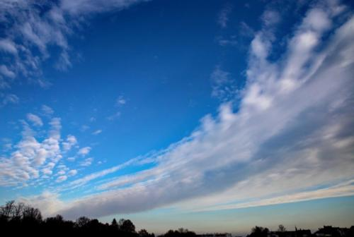 Wolkenstrom sehr dynamisch 10.12.2020