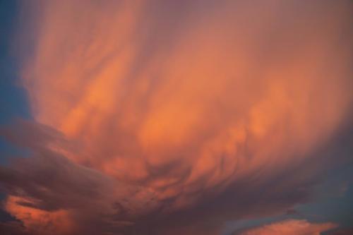 Zornige Wolke 14.08.2020